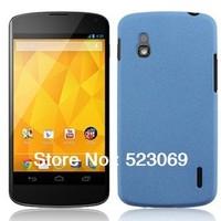 Free shipping Hard Back Case Cover For google Nexus 4 LG E960, mobile phone case for Nexus 4 LG e960