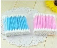 All-match wool plastic cosmetic cotton swab cotton swab xiezhuang !