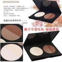 Danni dannie trimming powder xiu yan powder high gloss face-lift shadow powder small powder