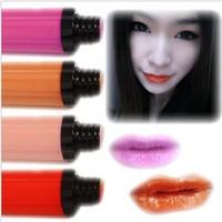Superacids neon lip gloss lip gloss paint liquid lipstick red peach orange pinkish purple nude color