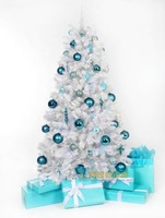 Christmas tree decoration 240cm luxury encryption christmas tree type Christmas chamie bundle