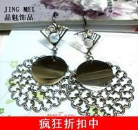 Fashion accessories invisible ear clip no pain none pierced earrings invisible earrings earring