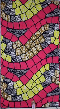 Free Shipping by DHL!2013 New design 100% cotton african fabric real wax,S615,super wax print fabrics ,6yards/piece,ankara wax