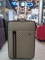 2013 fashion travel bag fashion universal wheels trolley luggage 20 24 keester