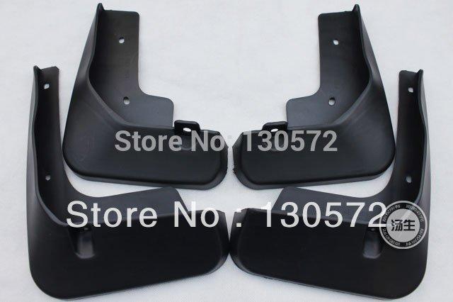 2012 Toyota Camry Soft plastic Mud Flaps Splash Guard Mudguards(China (Mainland))