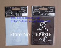 Free shipping 64 designs (640pcs/lot ) Big discount car stripes  --- DH2393