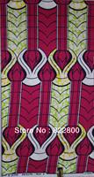 Free Shipping by DHL!2013 New design 100% cotton ankara wax ,6yards/piece,super wax print fabrics,S621,wax fabric cotton