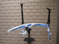 Mosso folding frame 20 frame aluminum alloy ultra-light folding frame head tube rod
