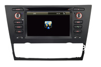 In Dash Stereo With GPS Navigation bluetooth RDS multi function for BMW E90 E91 E92 E93