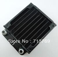 80mm Aluminum computer radiator water cooling cooler for CPU heatsink