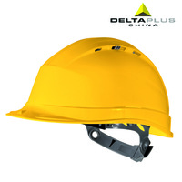 Deltaplus 102012 breathable safety helmet safety cap printing