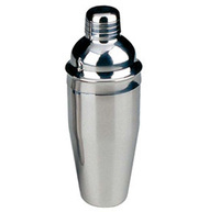 750ml stainless steel vessels shaker milk and tea shaker cup