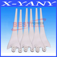 6pcs/lot 300W/400W/500W Small Windmill Blades, Wind Turbine Generator Blades,wind turbine parts