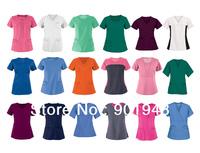medical scrub/ nurse uniform /scrub suit designs