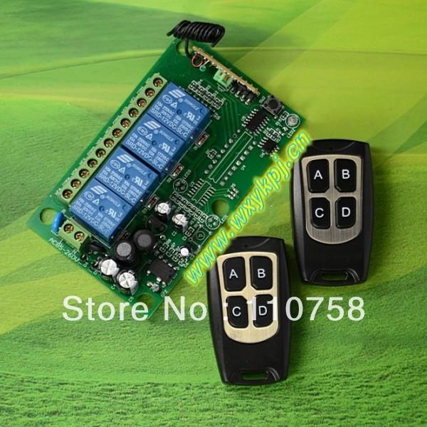 Дистанционный выключатель AOKE 85V/250v 110v rf AK-RK04S-220 дистанционный выключатель orvibo wiwo r1 allone wi fi ac dvd rf wiwo r1