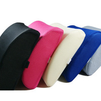 Memory Foam Car seat back waist support Cushion Lumbar Pillow Tournure In Five Colors