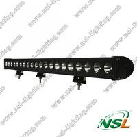 9~45V 28.5 Inch 160w SR led light bar10w*16pcs led off road light for suv boat driving tractor light,160w led work light