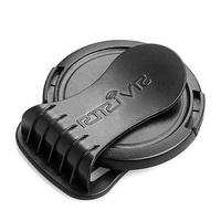 RTRIVR Black Clip Lens Cap Clip Holder For Narrow Straps-lens cap holder