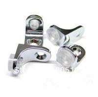Glass shelf support Furniture Hardware fittings  Zinc Alloy Glass shelf support  Glass clamp Stand