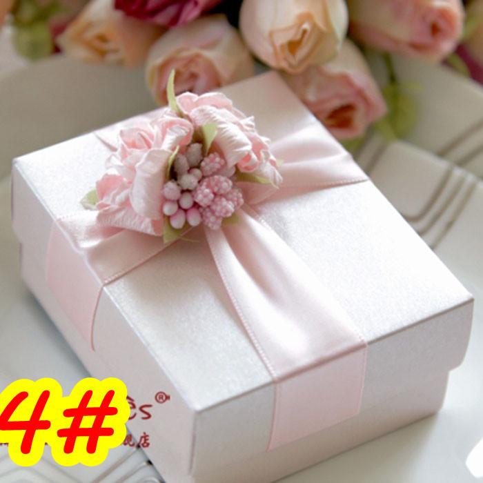 Wedding Favor Boxes Trinidad : Aliexpress buy free shipping pcs two tone pe