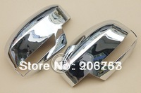 2012 Ford Focus ABS Chrome Trim/Rearview mirrRearview mirror cover or Decoration as21