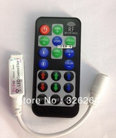 New type RF  mini RGB controller 12V 3*4A with DIY function use for 5050 or 3528 SMD Strip light
