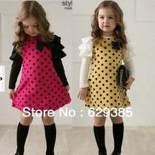 wholesale spring toddler dresses