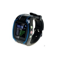 GPS/GSM/GPRS Watch Tracker for Personal Remote Positioning