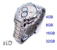 Mini Camcorders wrist WATCH CAMERA HD 1080P infrared 4GB 8GB 16GB 32GB Night Vision Waterproof 1920*1080P H22 FREE SHIPPING