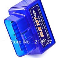 ELM327mini   Bluetooth OBD 2 Auto Car Diagnostics Scanner Tool V1.5 for Android+Free shipping