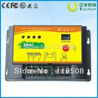 """DC Power Pastuerizer"" Solar Charge Controller NV-12V020, Off-grid, 12V 24V Auto, 20A, Easy to Use, CE and RoHS Certificates"