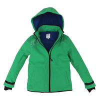 Child outdoor waterproof windproof fleece soft shell clothing single tier soft shell outdoor jacket male child long-sleeve