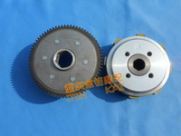 Motorcycle column cg125 clutch assembly 125 clutch