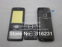 Russian Language Keypad Full housing Fascia cover For Nokia 6300