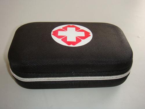 Eva portable car field supplies emergency bag outdoor first aid bag travel medical bag(China (Mainland))