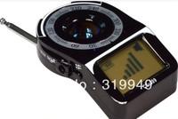 High Quality CC-309 detector Full Range Anti Eavesdropping Device and Anti Spy Camera Wireless RF bug Detector Free Shipping