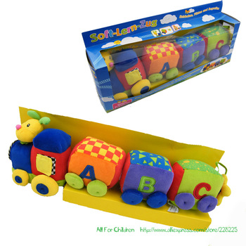 Original cloth blocks train toy belt diabolo response paper bb device safety mirror velcro