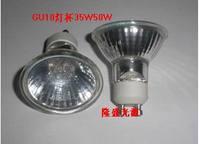 Gu10 halogen bulb 220v 50w 35w lighting lamps gu10 mr16 c