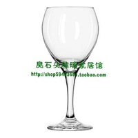 Libbey glass transparent water cup red wine cup hanap 591  FREE SHIPPING