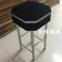 Stool large snow machine stool magic props paper snowflakes 8kg