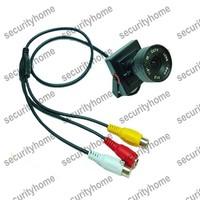 HD CMOS 600TVL box Color Hidden 8mm Board Lens CCTV Camera security system