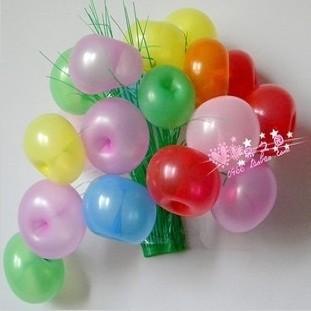 free shipping The foot balloon Apple balloon water polo balloon
