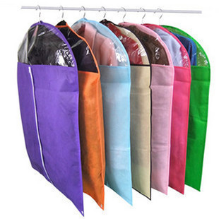 S268 6 thickening clothes dust cover suit cover transparent clothing and dust bag clothing cover dust cover