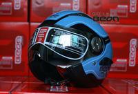Genuine BEON helmet B-216 motorcycle helmet dual lens half helmet electric car, free shipping