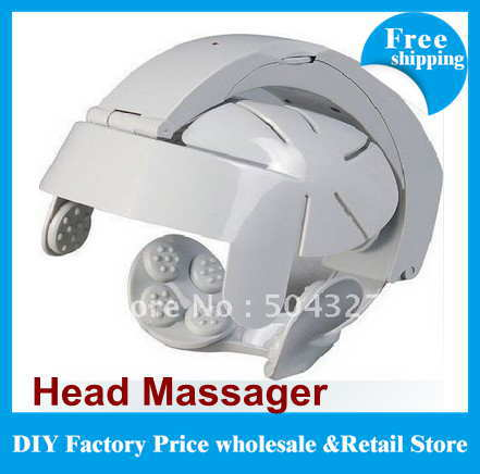 DHL/EMS Free shipping Health Care Head Spa USB Head Massager USB Massager Alleviates Stress 10pcs/lot