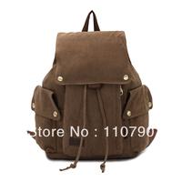 New College style shoulder bag Backpack fashion bag  canvas bag  leisure bag retro classic bag