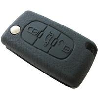 Car remote control silica gel key wallet citroen triumph large c4 c5 bombards picasso key cover