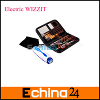 Electric WIZZIT Hair Removal Epilator Pain-free Auto Trimmer Tweezer Free Manicure 14pcs/set System Free Shipping