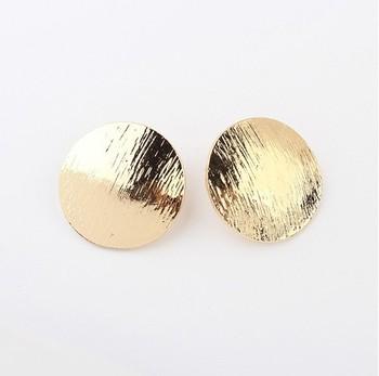 (Min order$10)!European And American Модный Licensing Round Earrings!#938