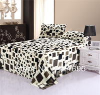 Home Textile,Fashion plaid The warm coral fleece blankets on the bed,throw,bedclothes,3Size for choice,Free shipping